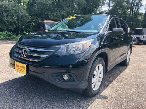 2014 Honda CR-V for sale at KINGSTON AUTO SALES in Wakefield RI