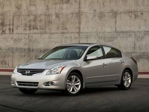 2012 Nissan Altima for sale at MILLENNIUM HONDA in Hempstead NY