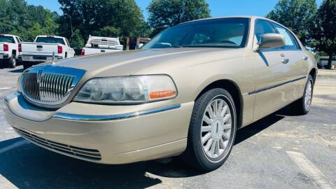 2005 Lincoln Town Car for sale at Capital Motors in Raleigh NC