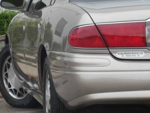 2004 Buick LeSabre for sale at Moto Zone Inc in Melrose Park IL