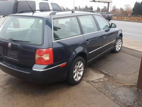2004 Volkswagen Passat for sale at Direct Auto Sales+ in Spokane Valley WA