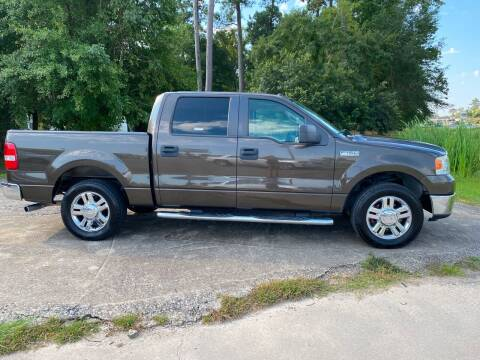 2008 Ford F-150 for sale at Bobby Lafleur Auto Sales in Lake Charles LA