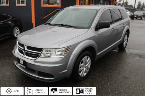 2015 Dodge Journey for sale at Sabeti Motors in Tacoma WA