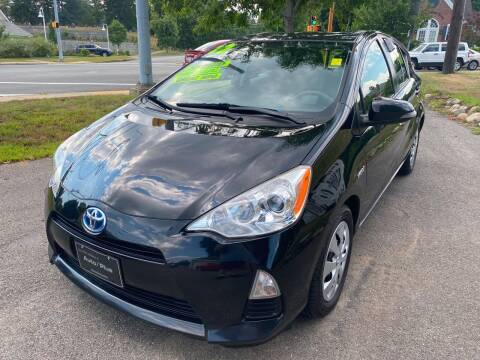 2012 Toyota Prius c for sale at Auto Plus in Amesbury MA