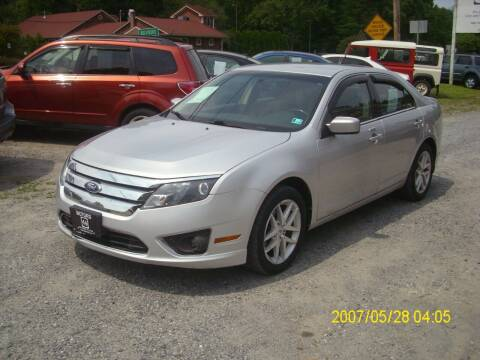2011 Ford Fusion for sale at Motors 46 in Belvidere NJ