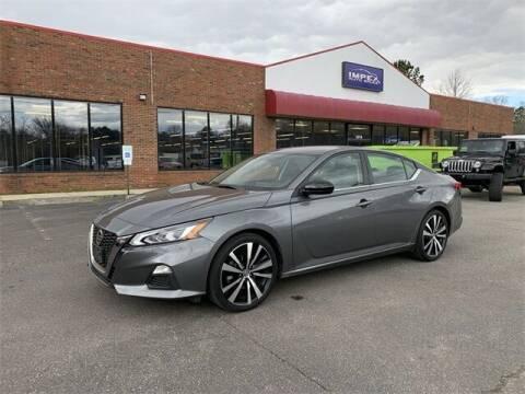 2019 Nissan Altima for sale at Impex Auto Sales in Greensboro NC