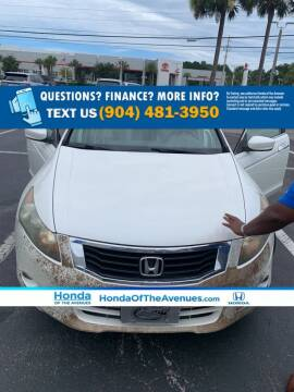 2009 Honda Accord for sale at Honda of The Avenues in Jacksonville FL