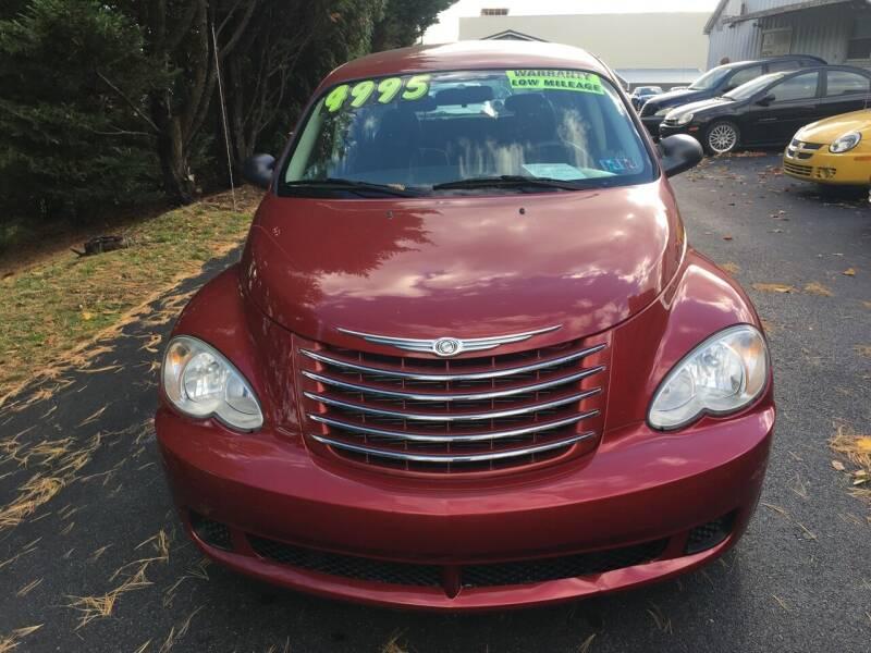 2006 Chrysler PT Cruiser for sale at BIRD'S AUTOMOTIVE & CUSTOMS in Ephrata PA