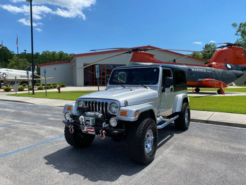 2006 Jeep Wrangler for sale at Select Auto Sales in Havelock NC