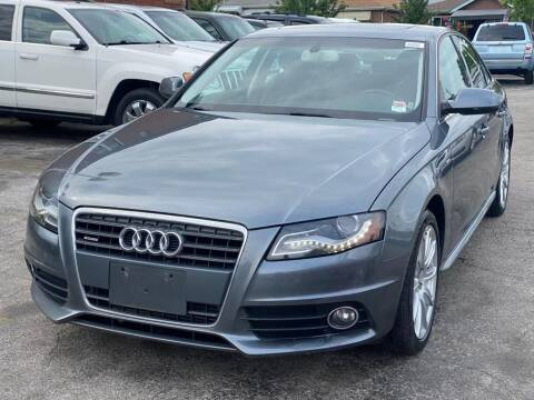 2012 Audi A4 for sale at IMPORT Motors in Saint Louis MO