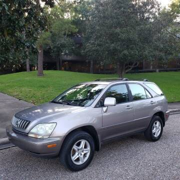 2001 Lexus RX 300 for sale at Houston Auto Preowned in Houston TX