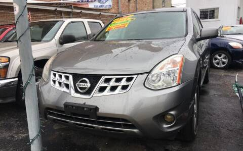2013 Nissan Rogue for sale at Jeff Auto Sales INC in Chicago IL