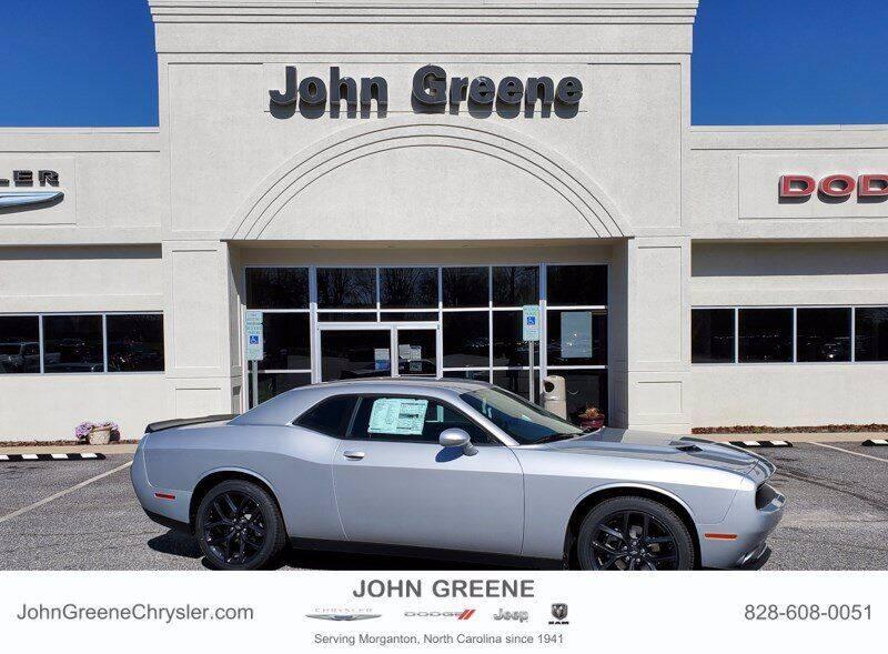 2021 Dodge Challenger for sale at John Greene Chrysler Dodge Jeep Ram in Morganton NC