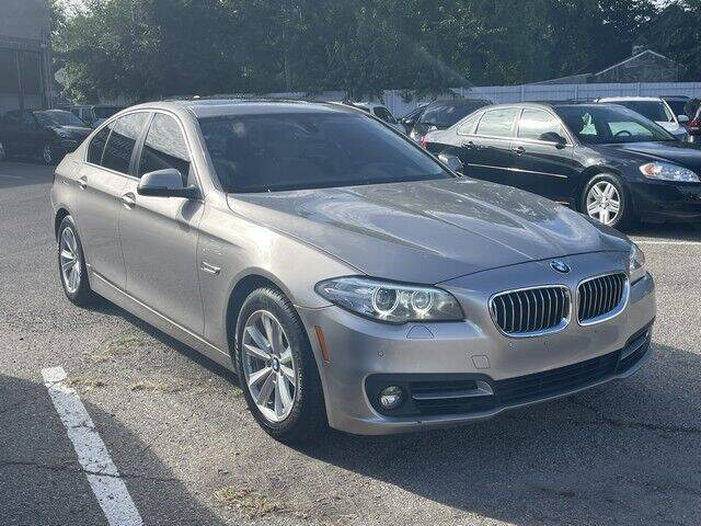 2015 BMW 5 Series for sale at SOUTHFIELD QUALITY CARS in Detroit MI