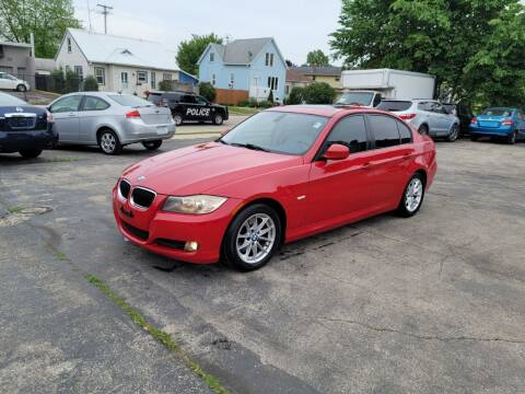 2010 BMW 3 Series for sale at MOE MOTORS LLC in South Milwaukee WI