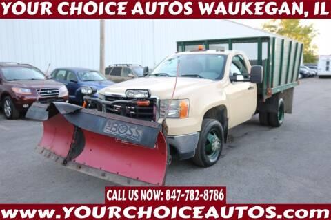 2008 GMC Sierra 3500HD CC for sale at Your Choice Autos - Waukegan in Waukegan IL