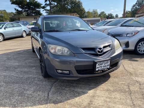 2008 Mazda MAZDA3 for sale at Port City Auto Sales in Baton Rouge LA