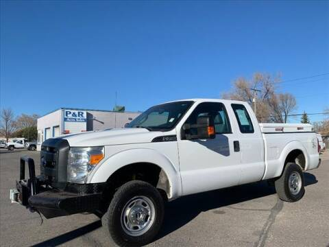 2015 Ford F-250 Super Duty for sale at P & R Auto Sales in Pocatello ID