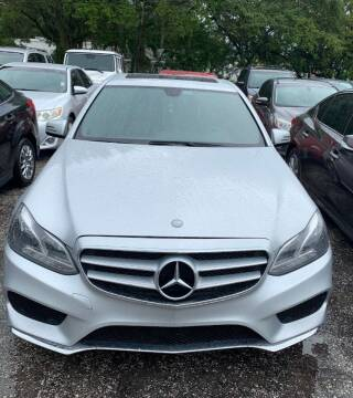 2014 Mercedes-Benz E-Class for sale at Royal Auto Mart in Tampa FL