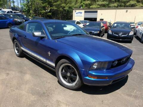 2008 Ford Mustang for sale at GA Auto IMPORTS  LLC in Buford GA
