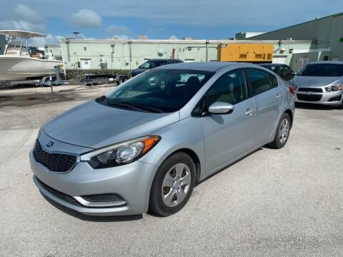 2016 Kia Forte for sale at Key West Kia in Key West Or Marathon FL