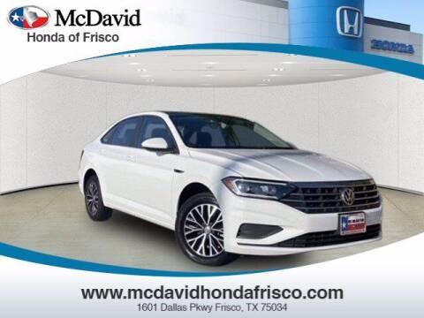 2019 Volkswagen Jetta for sale at DAVID McDAVID HONDA OF IRVING in Irving TX
