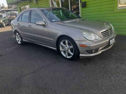 2007 Mercedes-Benz C-Class for sale at Amazing Choice Autos in Sacramento CA