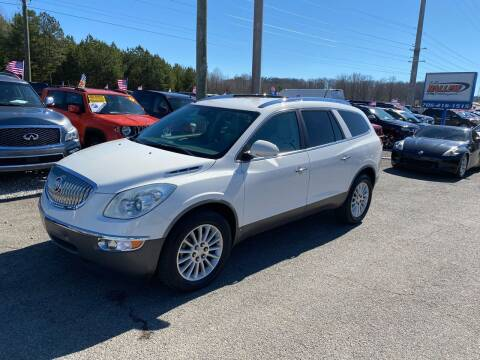 2008 Buick Enclave for sale at Billy Ballew Motorsports in Dawsonville GA