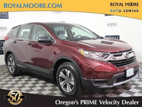 2019 Honda CR-V for sale at Royal Moore Custom Finance in Hillsboro OR