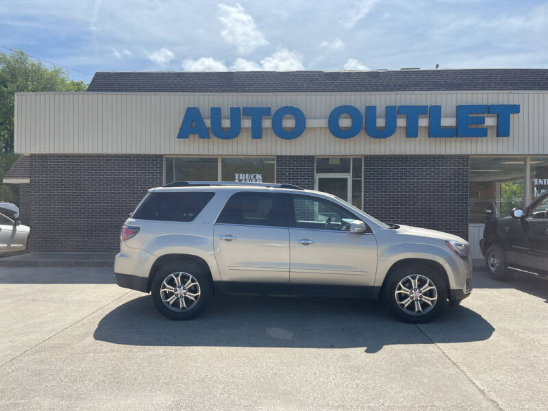 2015 GMC Acadia for sale at Truck and Auto Outlet in Excelsior Springs MO