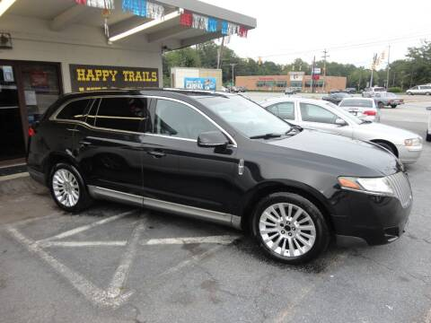 2010 Lincoln MKT for sale at HAPPY TRAILS AUTO SALES LLC in Taylors SC
