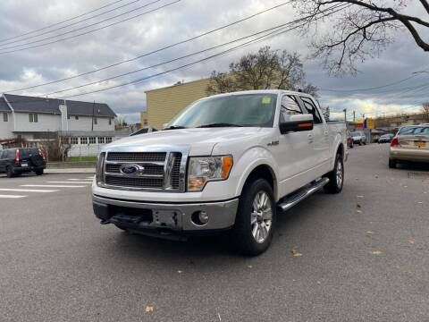 2010 Ford F-150 for sale at Kapos Auto, Inc. in Ridgewood, Queens NY