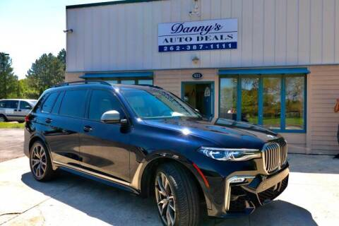 2020 BMW X7 for sale at Danny's Auto Deals in Grafton WI