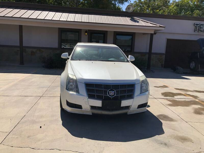 2010 Cadillac CTS for sale at Texas Auto Broker in Killeen TX