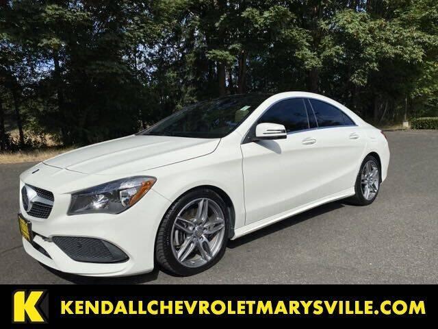 2017 Mercedes-Benz CLA for sale in Marysville, WA