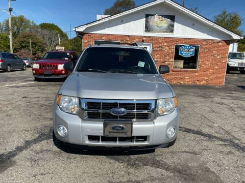 2008 Ford Escape for sale at L&M Auto Import in Gastonia NC