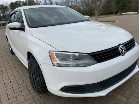 2014 Volkswagen Jetta for sale at JES Auto Sales LLC in Fairburn GA