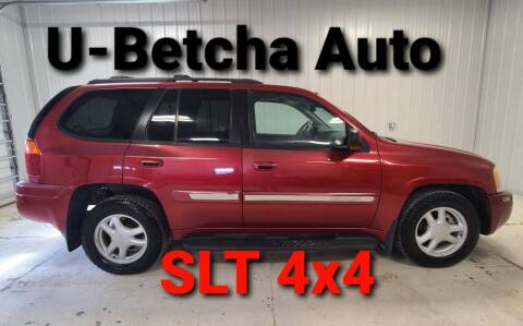 2002 GMC Envoy for sale at Ubetcha Auto in St. Paul NE