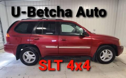 2002 GMC Envoy for sale at Ubetcha Auto in St. Paul NE