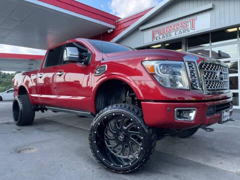 2017 Nissan Titan XD for sale at Furrst Class Cars LLC in Charlotte NC