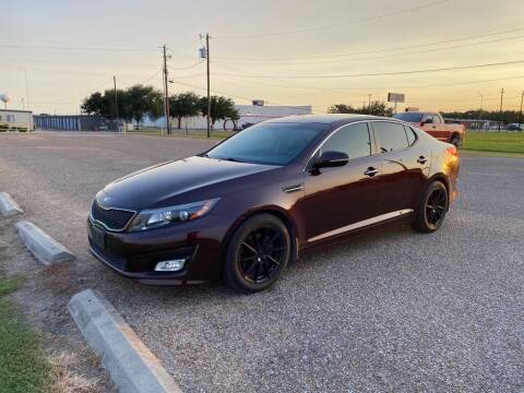 2015 Kia Optima for sale at Victoria Pre-Owned in Victoria TX
