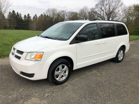 2010 Dodge Grand Caravan for sale at Hutchys Auto Sales & Service in Loyalhanna PA