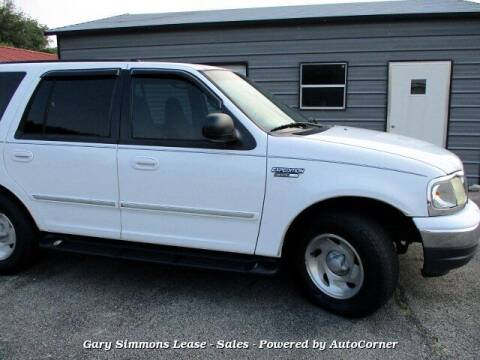 2000 Ford Expedition for sale at Gary Simmons Lease - Sales in Mckenzie TN