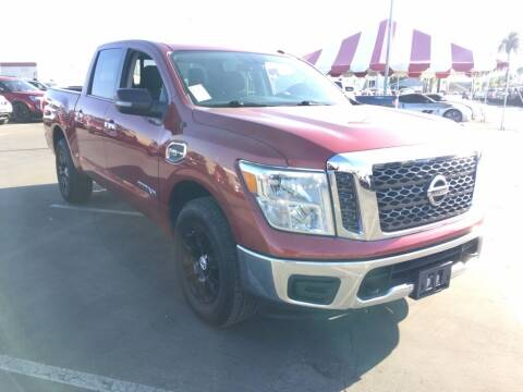2017 Nissan Titan for sale at Nissan of Bakersfield in Bakersfield CA