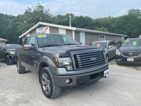 2011 Ford F-150 for sale at Victor's Auto Sales Inc. in Indianola IA