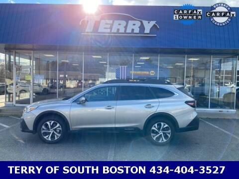 2020 Subaru Outback for sale at Terry of South Boston in South Boston VA