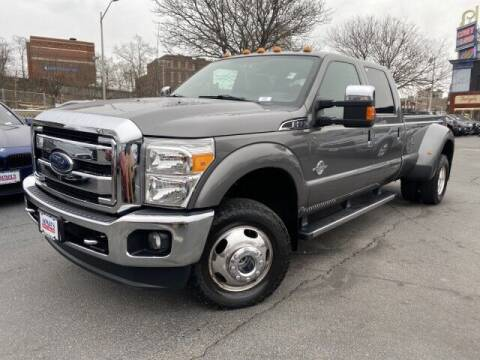 2014 Ford F-350 Super Duty for sale at Sonias Auto Sales in Worcester MA