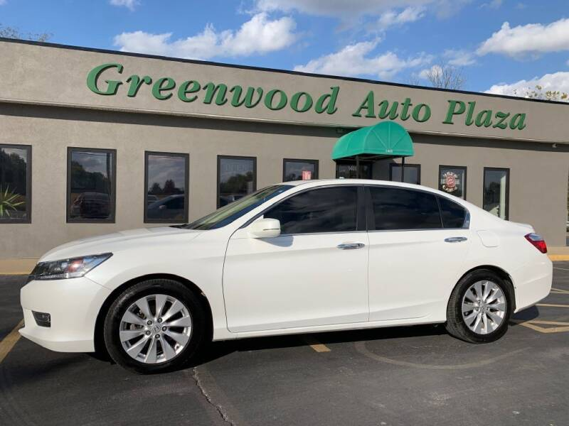 2014 Honda Accord for sale at Greenwood Auto Plaza in Greenwood MO