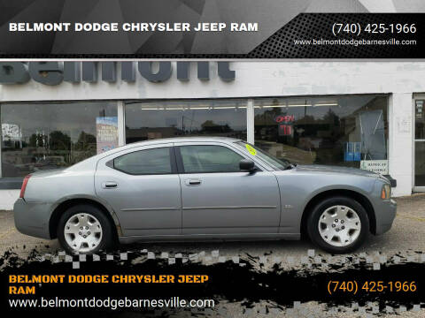 2006 Dodge Charger for sale at BELMONT DODGE CHRYSLER JEEP RAM in Barnesville OH