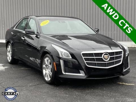 2014 Cadillac CTS for sale at Bankruptcy Auto Loans Now - powered by Semaj in Brighton MI